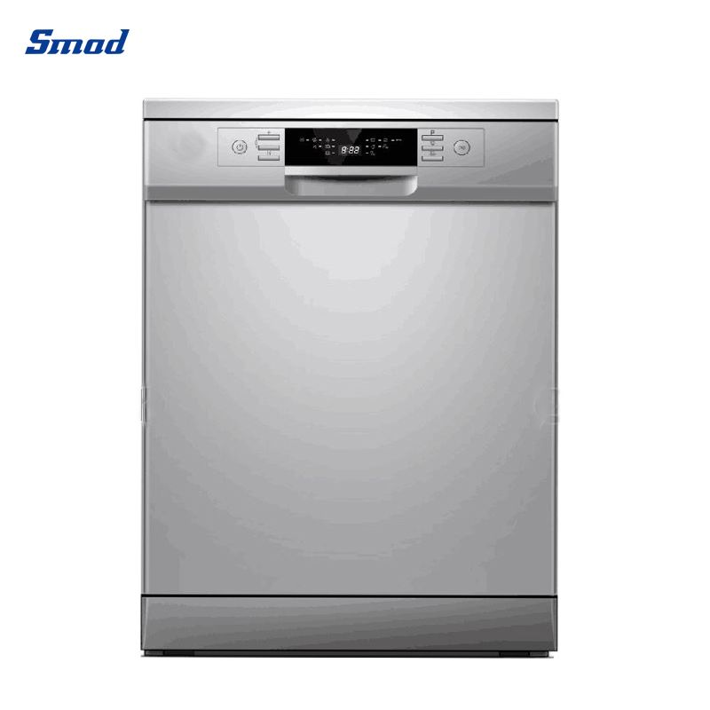 Smad dishwasher can hold 15 settings
