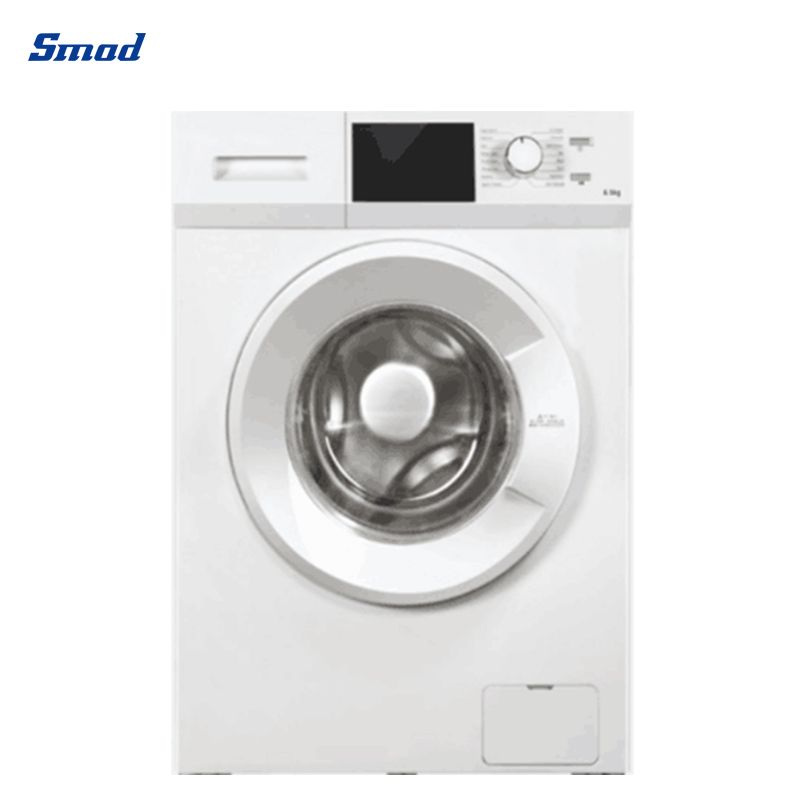 Smad 9KG front loading washer and dryer outlook