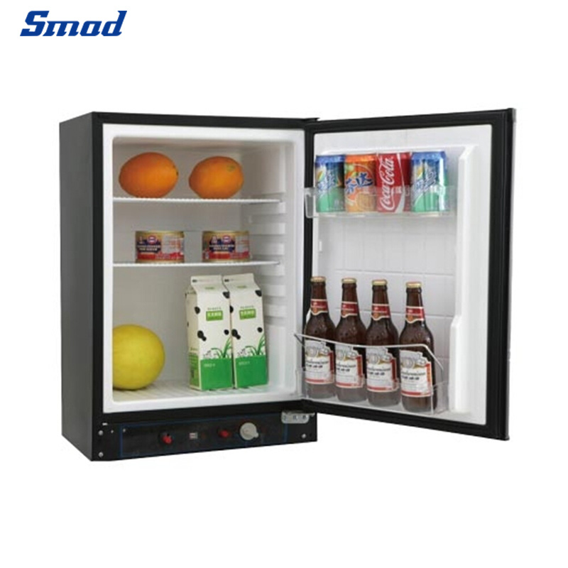 Smad gas refrigerator single door serie can meet your daily requirement