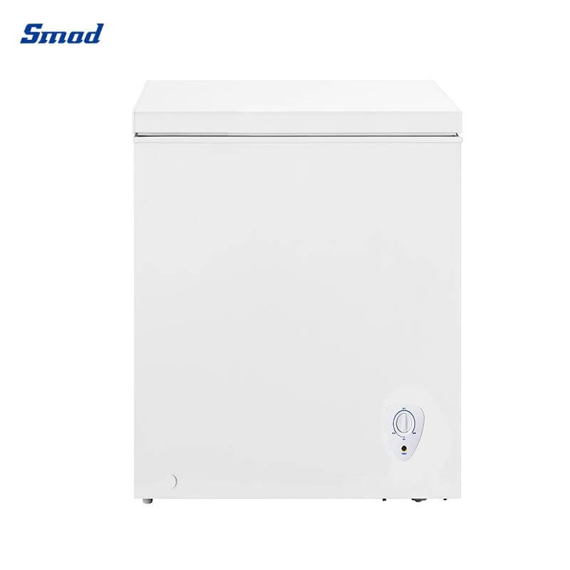 Smad chest freezer 7cu ft white and beautiful