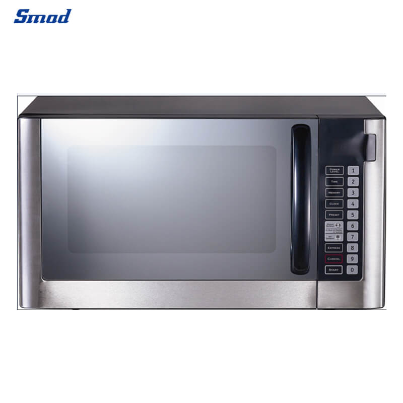 Smad 34L best microwave oven 1000W digital table top