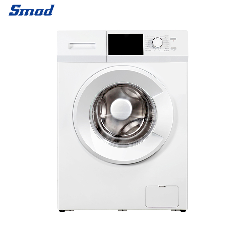 Smad best front load washer with high quality and stainless steel.