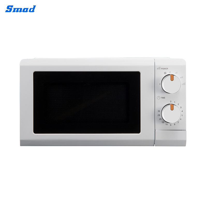 Smad countertop microwave oven display