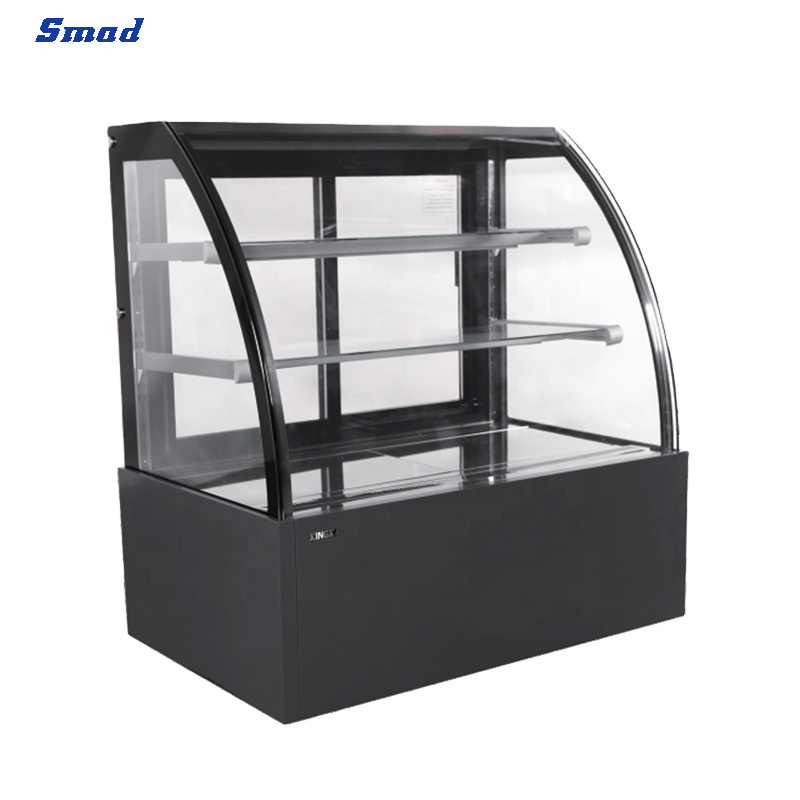 Smad commercial food display warmer